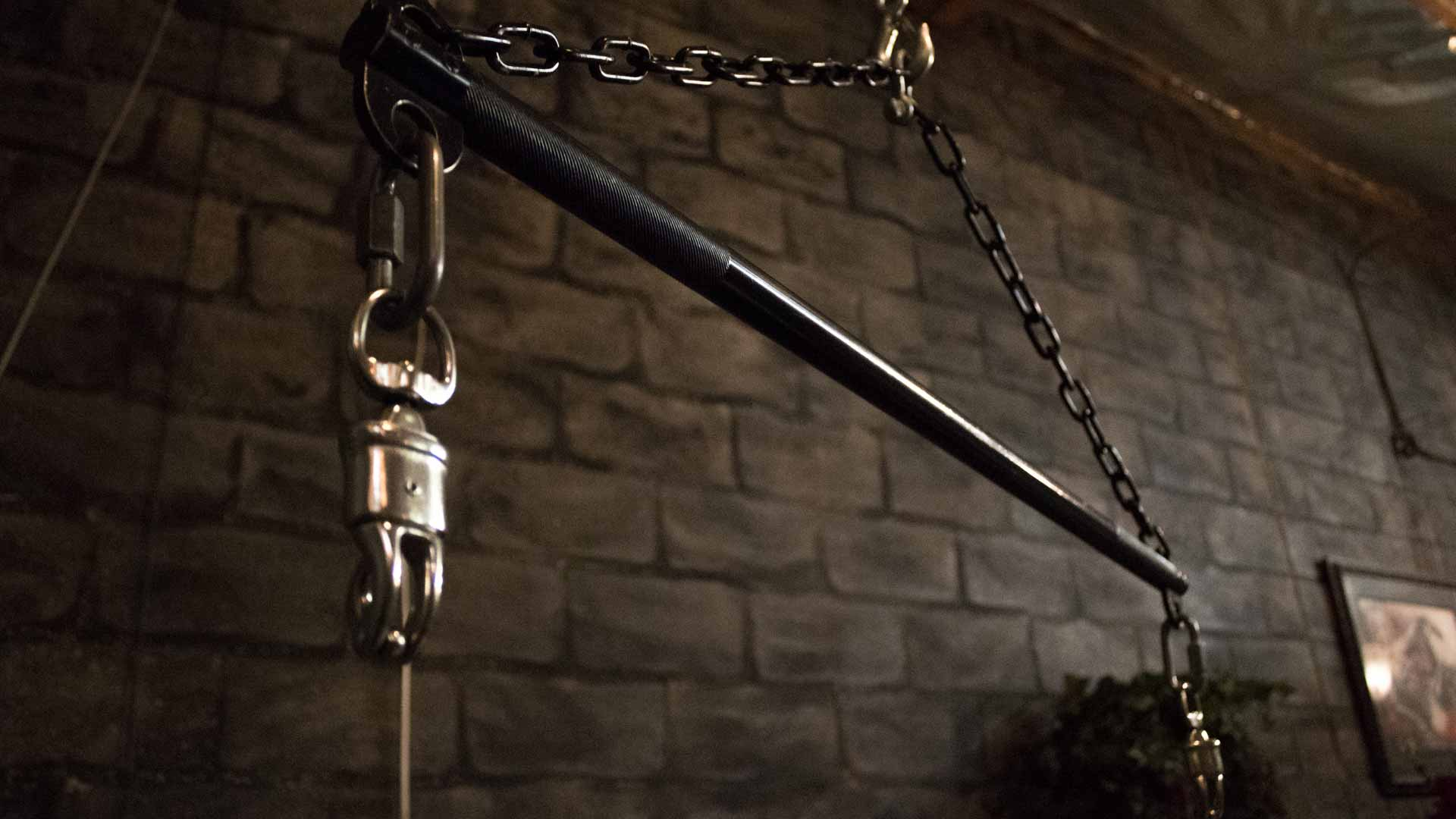 Dungeon Suspension Hoist